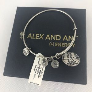 Alex & Ani Because I Love You Sister Bracelet